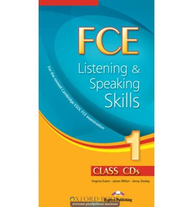FCE Listening and Speaking Skills 1 Class CDs (set of 10)