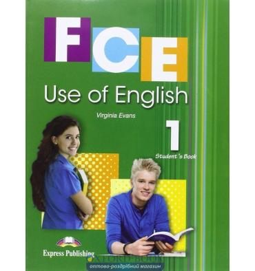 FCE Use of English 1 Student's Book Revised