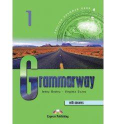 Учебник Grammarway 1 Students Book with key ISBN 9781842163658