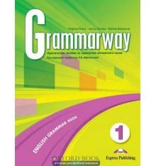 Учебник Grammarway 1 Students Book without key ISBN 9781849747288
