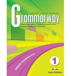 Учебник Grammarway 1 students book without key 9781849747288