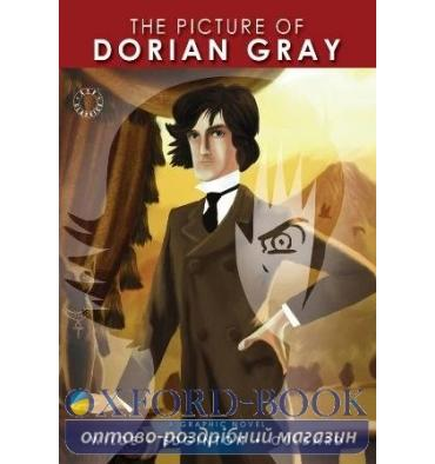 Комікси The Picture of Dorian Gray (A Graphic Novel) Ian Edginton, Oscar Wilde ISBN 9780955816932