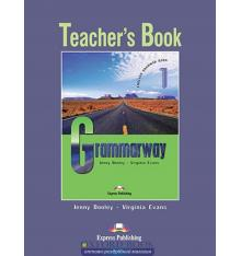 Книга для учителя Grammarway 1 Teachers Book ISBN 9781844665952