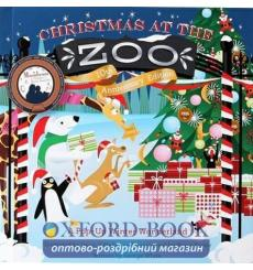 Книга с движущимися элементами Christmas at the Zoo: A Pop-Up Winter Wonderland Bruce Foster ISBN 9781623484590 купить Киев У...