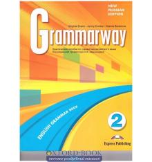 Книга Grammarway 2 Students Book New Russian Edition  3rd Edition 9781849747295