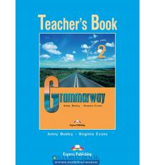 Книга для учителя Grammarway 2 Teachers Book ISBN 9781844665976