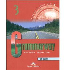 Учебник Grammarway 3 Students Book with key ISBN 9781842163672