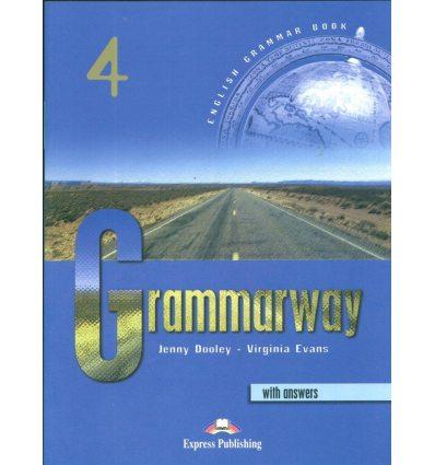 Учебник Grammarway 4 students book with key 9781842163689 купить Киев Украина