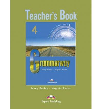 Grammarway 4 Teacher's Book
