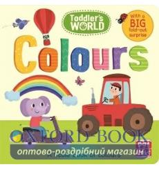 Toddlers World: Colours Villie Karabatzia 9781526380043 купить Киев Украина