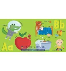 Toddlers World: ABC Villie Karabatzia 9781526380029 купить Киев Украина