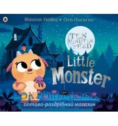 Книга Ten Minutes to Bed: Little Monster Rhiannon Fielding 9780241348918 купить Киев Украина