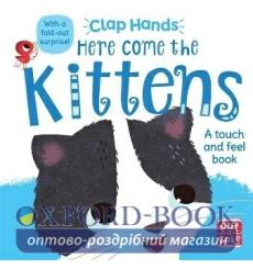 Книга Clap Hands: Here Come the Kittens  Hilli Kushnir 9781526380074 купить Киев Украина