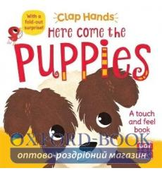 Книга Clap Hands: Here Come the Puppies  Hilli Kushnir 9781526380098 купить Киев Украина