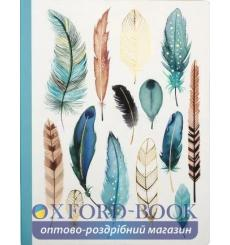 Блокнот Feathers Deluxe Spiral Notebook ISBN 9780735352742 купить Киев Украина