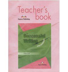 Книга для учителя Successful Writing 2 Upper-Intermediate Teachers Book ISBN 9781842168790