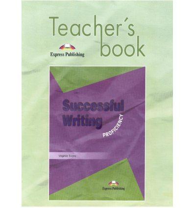 Successful Writing 3 Proficiency Teacher's Book