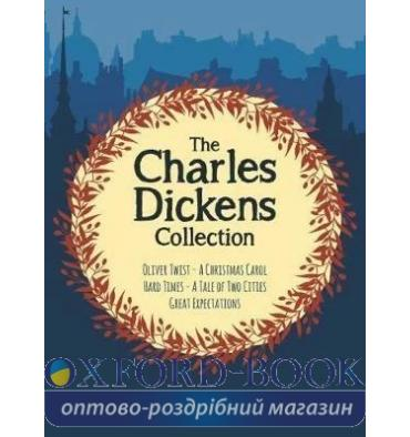 Набор книг The Charles Dickens Collection Box Set Charles Dickens ISBN 9781788287517