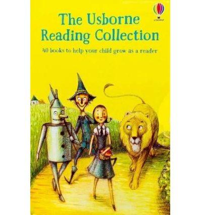 Набор книг The Usborne Reading Collection Anna Sewell, Frances Hodgson Burnett, Gabrielle-Suzanne Barbot de Villeneuve
