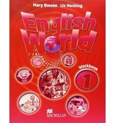 Рабочая тетрадь English World 1 Workbook ISBN 9780230024779