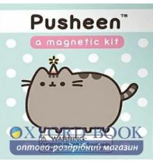 Набор магнитов Pusheen: A Magnetic Kit Claire Belton