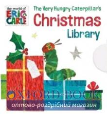 Набір книжок The Very Hungry Caterpillar's Christmas Library ISBN 9780241367056