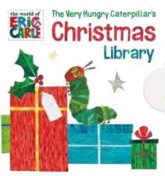 Набір книжок The Very Hungry Caterpillar's Christmas Library ISBN 9780241367056