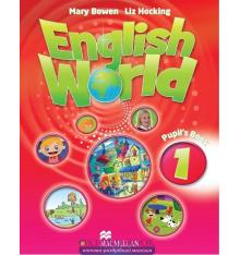 Учебник English World 1 Pupils Book ISBN 9780230024595