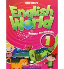 Книга English World 1 Grammar Practice Book ISBN 9780230032040