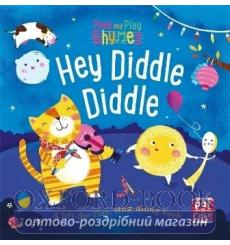 Книга Peek and Play Rhymes: Hey Diddle Diddle Richard Merritt 9781526380166 купить Киев Украина