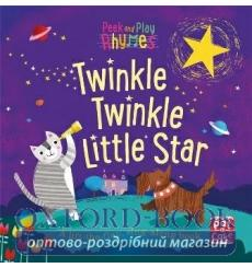 Книга Peek and Play Rhymes: Twinkle Twinkle Little Star Richard Merritt 9781526380197 купить Киев Украина