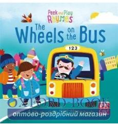 Книга Peek and Play Rhymes: The Wheels on the Bus Richard Merritt 9781526380180 купить Киев Украина