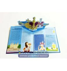 Pop-up Crown Jewels Rachael Saunders  9781406374094 купить Киев Украина
