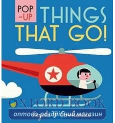 Pop-up Things That Go! Ingela P. Arrhenius  9781406365108 купить Киев Украина