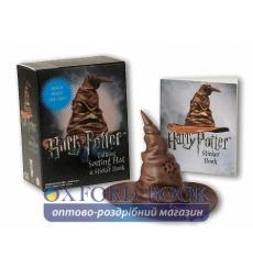 Книга с наклейками Harry Potter Talking Sorting Hat and Sticker Book: Which House Are You? 9780762461769 купить Киев Украина