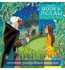 Книга An Usborne Jigsaw with a Picture Book: Beauty and the Beast  Gabrielle-Suzanne Barbot de Villeneuve ISBN 9781474940160 ...