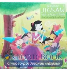 Книга An Usborne Jigsaw with a Picture Book: Snow White and the Seven Dwarfs  Jacob Grimm ISBN 9781474929059 купить Киев Украина