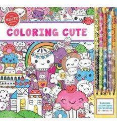 Набор для творчества Coloring Cute