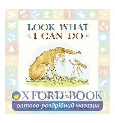 Книжка с окошками Guess How Much I Love You: Look What I Can Do Anita Jeram, Sam McBratney ISBN 9781406345629