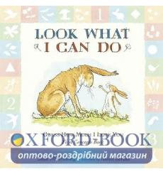 Книга с окошками Guess How Much I Love You: Look What I Can Do Anita Jeram, Sam McBratney ISBN 9781406345629 купить Киев Украина