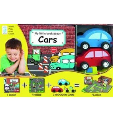 Книжка с игрушкой My Little Garage ISBN 9788778845788