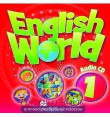 English World 1 CD(2) ISBN 9780230024502