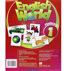 Карточки English World 1 Flashcards ISBN 9780230024564