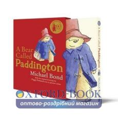 A Bear Called Paddington (Slipcase Gift Edition) Michael Bond 9780008264000 купить Киев Украина
