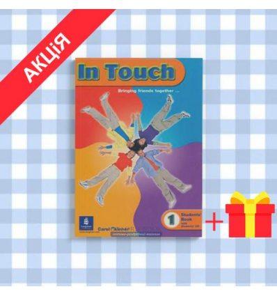 Учебник In Touch 1 Students Book + Audio CD ISBN 9780582501959