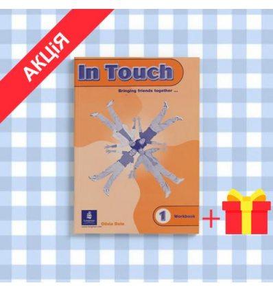 Рабочая тетрадь In Touch 1 workbook ISBN 9780582306424