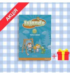 Учебник Islands 1 Students Book+pincode ISBN 9781408289990