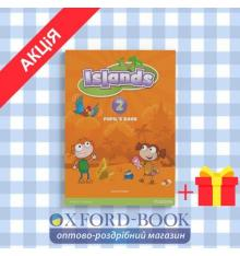 Учебник Islands 2 Pupils Book with pincode ISBN 9781408290170