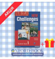 Учебник Challenges New 1 Students Book ISBN 9781408258361
