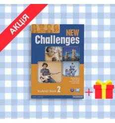 Учебник Challenges New 2 Students Book ISBN 9781408258378
